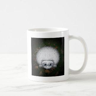 ouriço caneca de café