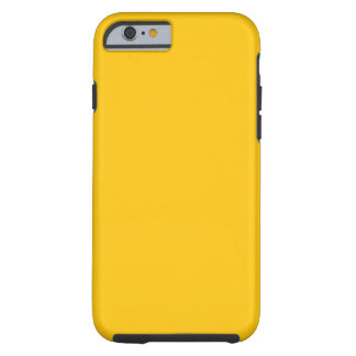 Ouro amarelo capa tough para iPhone 6