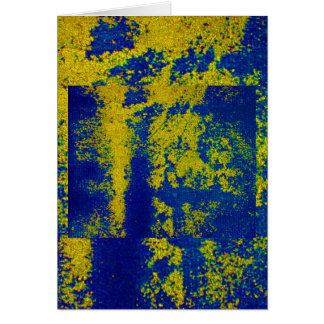 Ouro azul II Cartoes