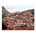 Ouro Preto, Minas Gerais, Brasil Cartão Postal