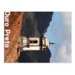 Ouro Preto Postcard Cartão Postal