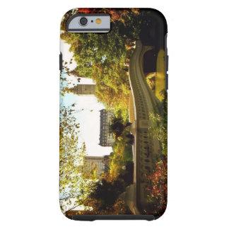 Outono do Central Park - Nova Iorque Capa Tough Para iPhone 6