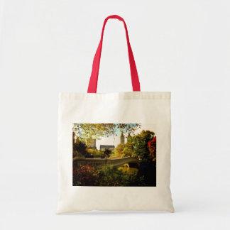 Outono do Central Park - Nova Iorque Bolsa De Lona