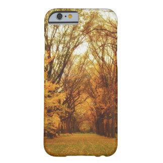 Outono - Nova Iorque Capa Barely There Para iPhone 6