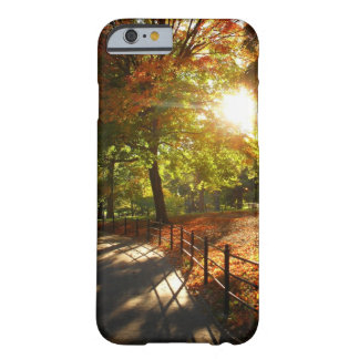 Outono Sun no Central Park - Nova Iorque Capa Barely There Para iPhone 6
