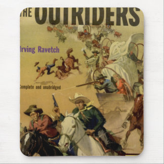 Outriders Mousepad