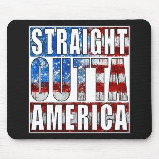 Outta reto America.jpg Mouse Pad