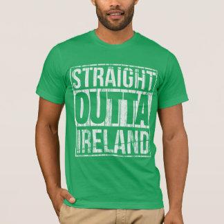 Outta reto Ireland Camisetas