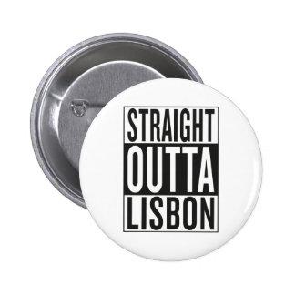 outta reto Lisboa Bóton Redondo 5.08cm