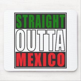 Outta reto México Mouse Pad