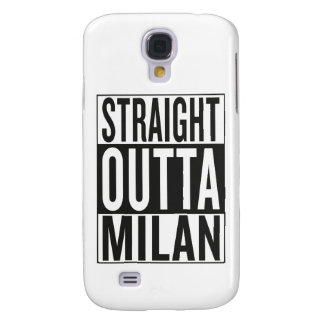 outta reto Milão Capa Samsung Galaxy S4