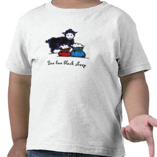 Ovelhas negras do Baa do Baa Camisetas