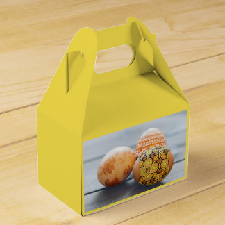 Ovos da páscoa pintados rústicos caixinhas de lembrancinhas para casamentos