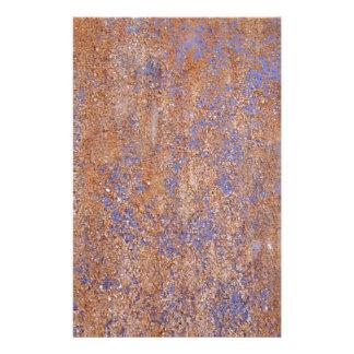 Oxidação azul papeis personalizados