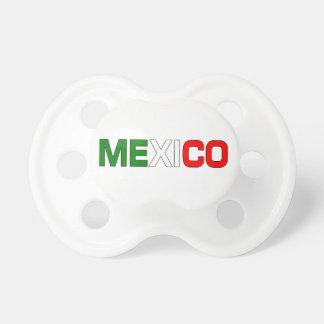 Pacifier de México Chupeta Para Bebê