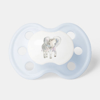 Pacifier do elefante chupeta