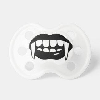 Pacifier do vampiro chupeta
