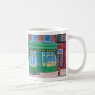 Padaria de Vesuvio Caneca De Café