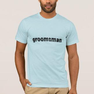 padrinho de casamento t-shirts