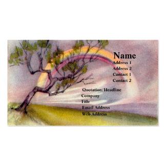 Pai abençoado cartão de visita