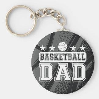 Pai do basquetebol chaveiro