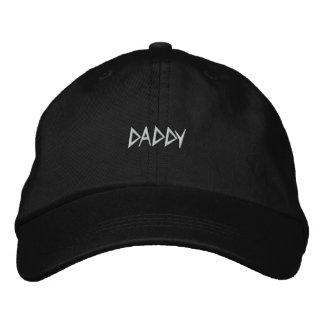 PAI do chapéu do pai Boné Bordado