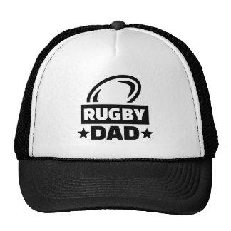Pai do rugby boné