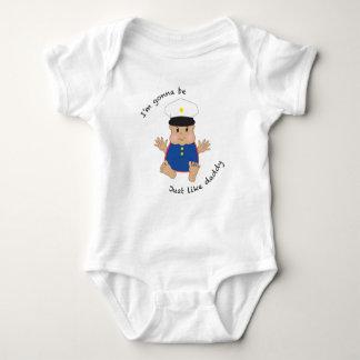 Pai do soldado - dressy tshirt