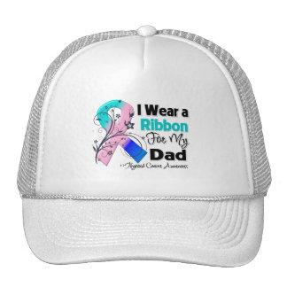 Pai - fita do cancer de tiróide bonés