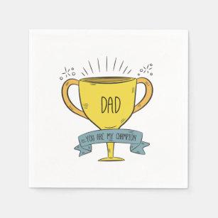 Chinelo Dia dos Pais, Papai