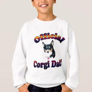 Pai oficial do Corgi - névoa Camiseta