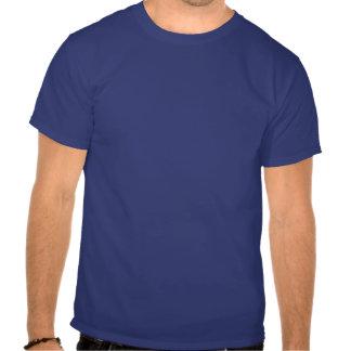 Pai personalizado no treinamento tshirts