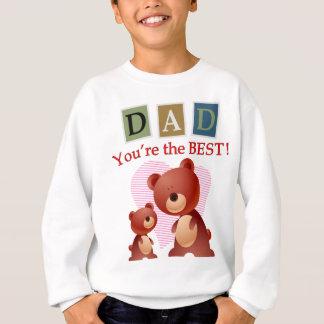 Pai, você é o melhor tshirts