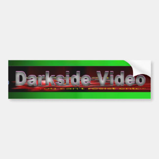 paintball video do campo do lado escuro adesivo