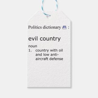 País mau