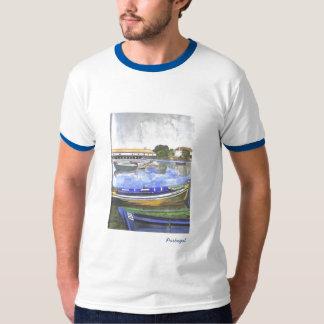 Paisagem a aguarela, Barreiro, Portugal Camisetas