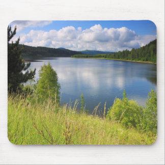 Paisagem com lago mousepads