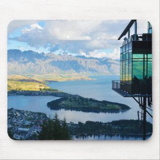 Paisagem de Nova Zelândia Mouse Pad