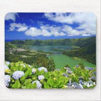 Paisagem Mousepad de Açores