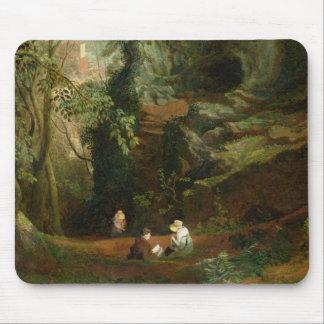 Paisagem perto de Clifton, c.1822-23 (óleo em canv Mousepad