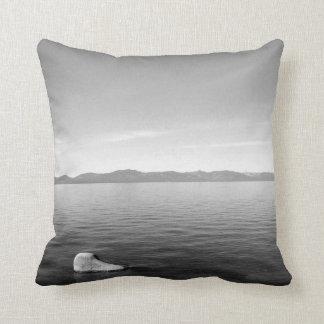 Paisagem preto e branco 11 travesseiros de decoração