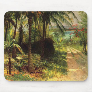 Paisagem tropical Mousepad