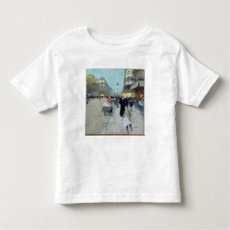 Paisagem urbana camiseta