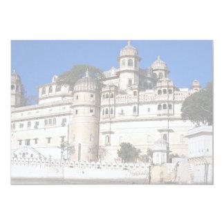 Palácio da cidade, Udaipur, India Convites Personalizado
