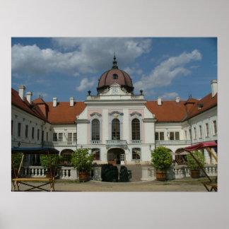 Palácio de Grassalkovich Poster