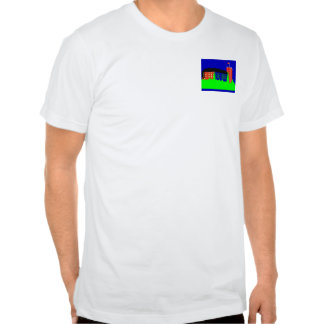 Palácio de Koldinghus - cor Camiseta