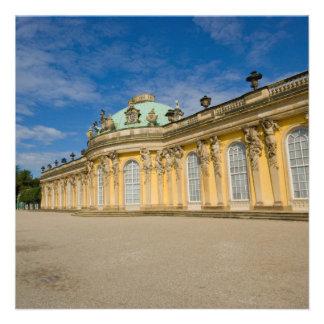 Palácio de Sanssouci Convite Personalizados