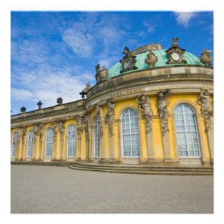 Palácio de Sanssouci Convites