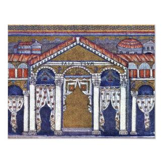 Palácio de Theodoric por Meister Von San Convite 10.79 X 13.97cm