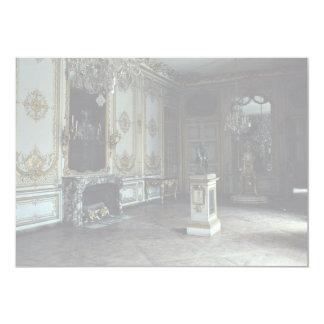 Palácio de Versalhes, a sala de estar do pulso de Convite Personalizado